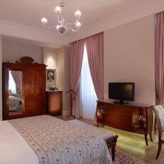 Pera Palace Hotel 5* Делюкс Pera side с различными типами кроватей фото 3