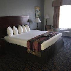 Отель Best Western PLUS Villa del Lago Inn 2* Стандартный номер с различными типами кроватей фото 2