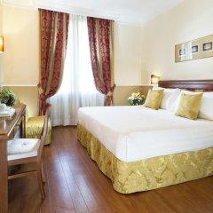 Отель Milton Roma 4* Стандартный номер