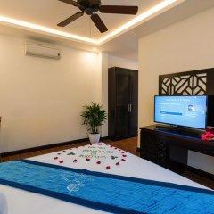 Pearl River Hoi An Hotel & Spa 3* Стандартный номер с различными типами кроватей фото 6