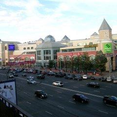 Апартаменты на Садовом Кольце Курская балкон