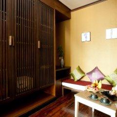 Отель Tanaosri Resort 3* Полулюкс с различными типами кроватей фото 8