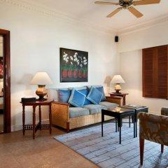 Отель Hilton Mauritius Resort & Spa 5* Люкс с различными типами кроватей фото 6