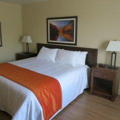 Отель Days Inn by Wyndham Levis Канада, Сен-Николя - отзывы, цены и фото номеров - забронировать отель Days Inn by Wyndham Levis онлайн комната для гостей фото 4