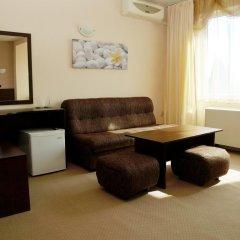 Отель Sezoni South Burgas Улучшенный номер с различными типами кроватей фото 2