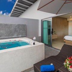 Отель Patong Bay Hill Resort 4* Люкс с двуспальной кроватью фото 2