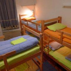 Chillton Hostel Кровать в общем номере