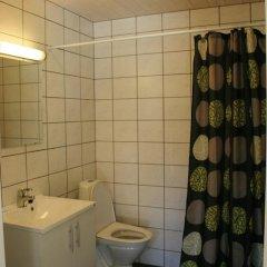Отель Odda Camping Коттедж с различными типами кроватей фото 13