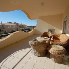 Отель Onda Moura Португалия, Виламура - отзывы, цены и фото номеров - забронировать отель Onda Moura онлайн балкон