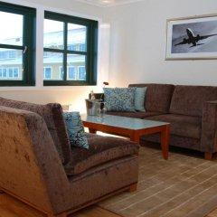 Clarion Hotel & Congress Oslo Airport 4* Стандартный семейный номер с различными типами кроватей фото 7