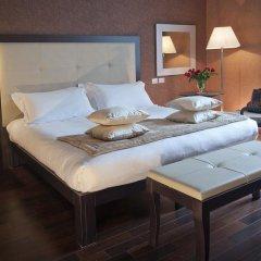 Отель c-hotels Fiume 4* Представительский номер разные типы кроватей фото 4