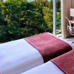 Отель Le Méridien Singapore, Sentosa 5* Стандартный номер с 2 отдельными кроватями
