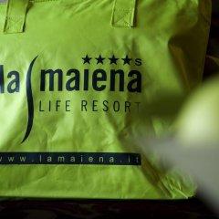 Отель La Maiena Life Resort 5* Стандартный номер фото 2
