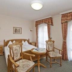Отель Pension Villa Rosa 3* Стандартный номер с двуспальной кроватью