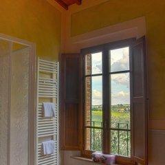Отель Villa Di Nottola 4* Номер Делюкс с различными типами кроватей фото 5