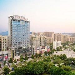 Vienna International Hotel Zhongshan Kanghua Road балкон