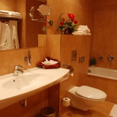 EA Hotel Sonata 4* Стандартный номер с различными типами кроватей фото 3