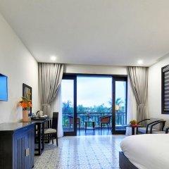 Отель Hoi An Waterway Resort 3* Номер Делюкс с различными типами кроватей фото 5