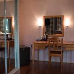 Arthur Hotel 3* Улучшенный номер с 2 отдельными кроватями фото 3
