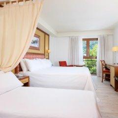 Отель Tryp Vielha Baqueira комната для гостей фото 11