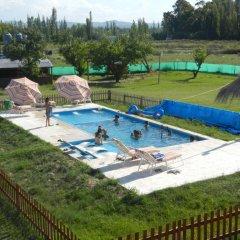 Отель Cabañas Haras de Cuyo Сан-Рафаэль спортивное сооружение