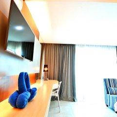 Отель Golden Dragon Beach Pattaya 3* Номер Делюкс с различными типами кроватей фото 2