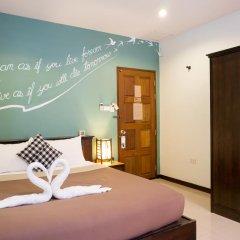 Отель Bt Inn Patong 3* Улучшенный номер двуспальная кровать фото 4