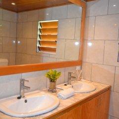 Отель Daku Resort Savusavu 3* Бунгало с различными типами кроватей фото 3