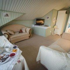 Русско-французский отель Частный Визит Люкс с различными типами кроватей фото 14