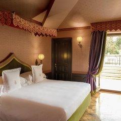 Отель Villa Cora 5* Номер Делюкс с различными типами кроватей фото 3