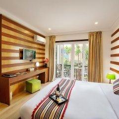 Vinh Hung 2 City Hotel 2* Номер Делюкс с различными типами кроватей