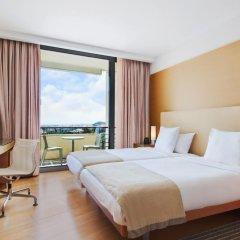 Отель Hilton Athens 5* Стандартный номер разные типы кроватей фото 14