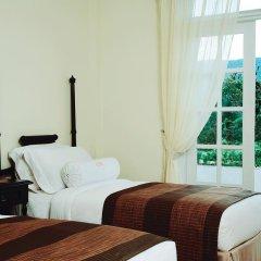 Отель Cameron Highlands Resort 5* Номер Делюкс с различными типами кроватей фото 4