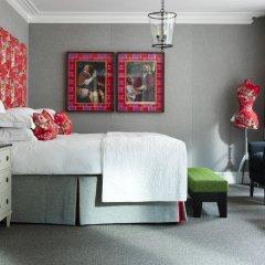 Ham Yard Hotel, Firmdale Hotels 5* Полулюкс с разными типами кроватей фото 7