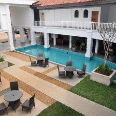 Hibiscus Beach Hotel & Villas бассейн фото 3