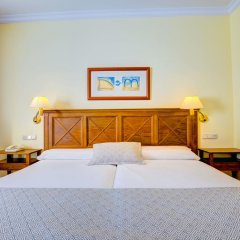 Отель SBH Costa Calma Palace Thalasso & Spa 4* Стандартный номер разные типы кроватей фото 4