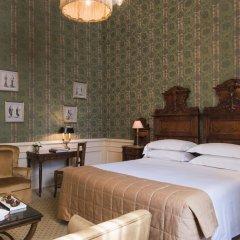 Отель Helvetia & Bristol Firenze Starhotels Collezione 5* Стандартный номер фото 24