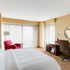 Bethesda North Marriott Hotel & Conference Center комната для гостей