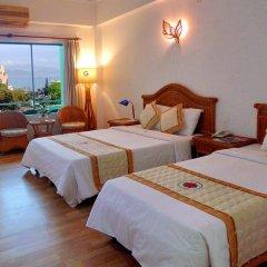Green Hotel Nha Trang 3* Улучшенный номер фото 8