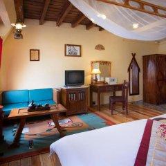 Saphir Dalat Hotel 3* Номер Делюкс с 2 отдельными кроватями фото 2