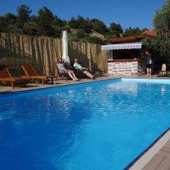 Отель Mythos Bungalows бассейн фото 2