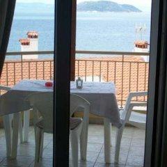 Отель Studios Stefania балкон