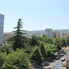 Отель Sali балкон