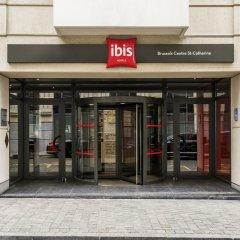 Отель ibis Brussels City Centre 3* Стандартный номер с 2 отдельными кроватями фото 3