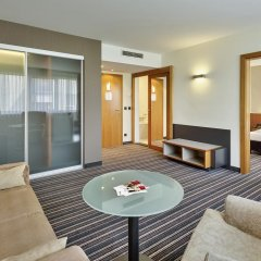 Austria Trend Hotel Bosei Wien 4* Стандартный семейный номер с двуспальной кроватью фото 4