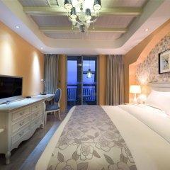 Отель Mercure Xiamen Exhibition Centre Китай, Сямынь - отзывы, цены и фото номеров - забронировать отель Mercure Xiamen Exhibition Centre онлайн комната для гостей фото 4