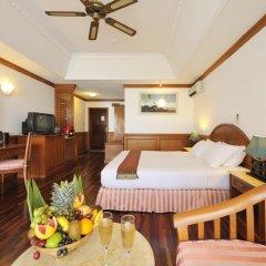 Отель Sun Island Resort & Spa 4* Бунгало с различными типами кроватей фото 6