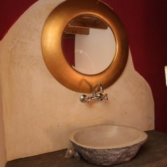 Отель The Dragon of Rhodes ванная