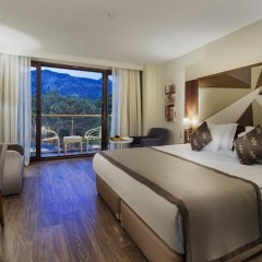 Отель Nirvana Lagoon Villas Suites & Spa 5* Стандартный номер с различными типами кроватей фото 9