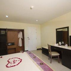 Santiphap Hotel & Villa 3* Стандартный номер с различными типами кроватей фото 5